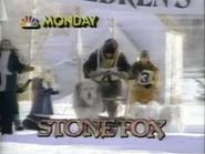 NBC promo - Stone Fox - 3-25-1987