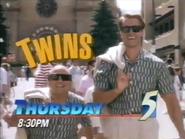 CH5 promo - Twins - 1996
