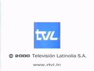 TVL endcap 2000