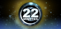 This Hour Has 22 Minutes Logo