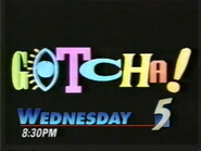 CH5 promo - Gotcha - 1996