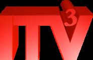 ITV 3 logo - 1986 styled - 2015