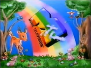 MTV ID - Bambi Painting (1997)