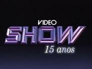Video Show 15 anos intro