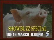 CH5 promo - Showbuzz Special - 1996