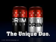 Driim and Diet Driim TVC 1990