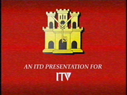 ITD Presentation for ITV endcap 1989