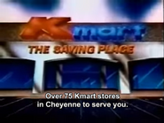 Kmart Cheyenne commercial, 1981