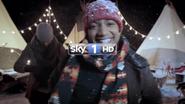 Sky 1 ID - A Very JLS Christmas - Christmas 2012 - 2