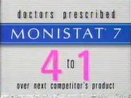 Monistat 7 URA TVC 1991 - 1