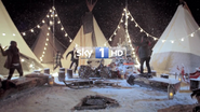 Sky 1 ID - A Very JLS Christmas - Christmas 2012 - 1