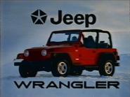 TBC sponsorship billboard - Jeep Wrangler - 1997