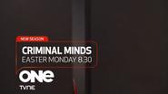 TVNE1 promo - Criminal Minds - pre-rebrand - 2016