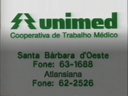 Unimed PS TVC 1991