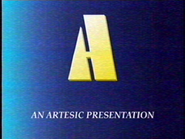 Artesic Presentation endcap 1989