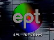 EPT 18 years ID 1999 2