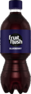 Fruit Flush Blueberry PET Bottle