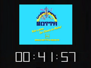 SRT clock - Credito Popular Motta - 1993