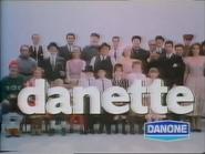 Danone Danette TVC 1990