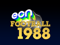 ECN Football early 1988 card