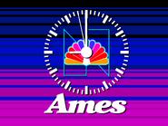 NBC clock - Ames - 1981