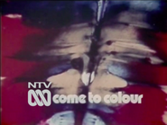 NTV ID - Come to Colour - 1975