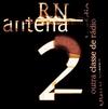 RN Antena 2 black logo