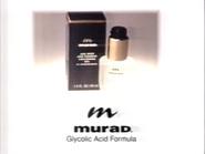 C8 sponsor billboard Murad 1997