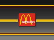 SRT sponsorship bumper - McDonald's - 1986