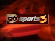 Sky Sports 3 ad ID Early 1996