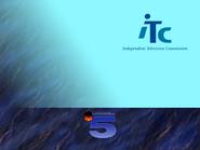 Channel 5 ITC slide 1991