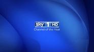 Sky One break bumper - Channel of the Year - 2012