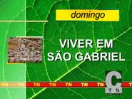 TN Cultura promo - Viver em São Gabriel (1998)