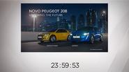SRT Noticias clock Peugeot 208 2019