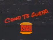 Burger King Latinolia TVC 1992 - 1
