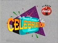 CH8 promo - The Great Coca-Cola Celebration Game - 1996