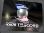Rede Telecord break bumper 1993