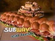 Subway TVC 2001
