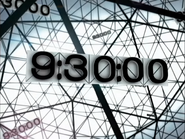 CH5 clock 2007