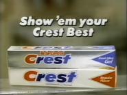 Crest TVC - 1-29-1989