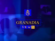 Granadia 2001 ITV1 ID