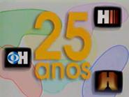 Jornal Hoje 25 years open 1996