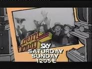 Sky promo - Countdown - 1987