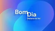 Bom Dia Matamá do Sul titlecard 2020