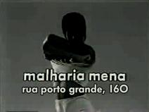 Malharia Mena PS TVC 1980