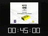 SRT clock - Motta IMO, Motta, and Credito Predial - 1994