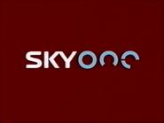 Sky One break bumper red 2004