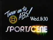 ABS English promo - Sportscene - 1986