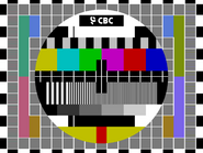 CBC TV 1997 testcard