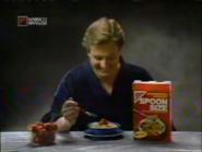 Nabisco TVC - Shredded Wheat - 9-7-1986